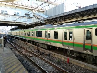 E233系3000番台 電車