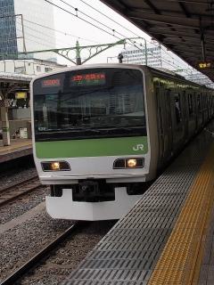 E231系500番台 電車 山手線 仕様