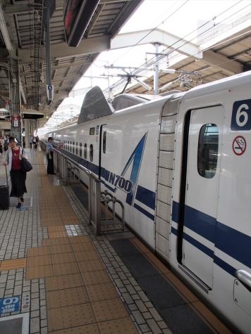 東海道新幹線 N700A のぞみ229号