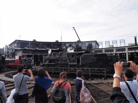 SLスチーム号 8620形 蒸気機関車