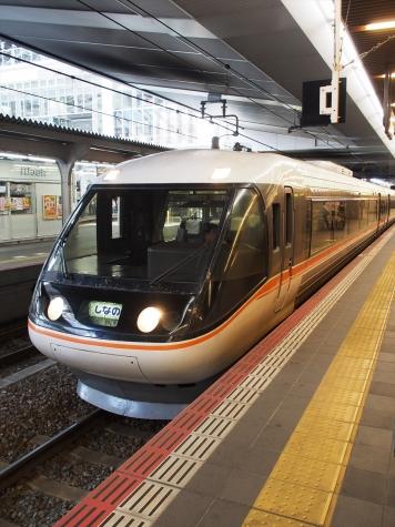 JR東海 383系 電車 特急「しなの」