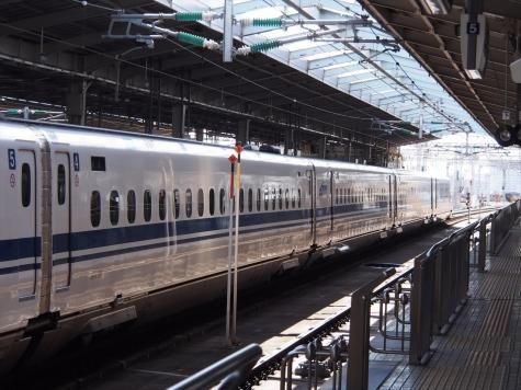 JR東海 700系 新幹線 【回送】