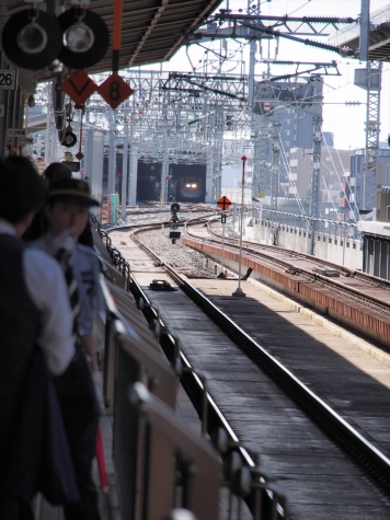 JR 新大阪駅 新幹線ホーム
