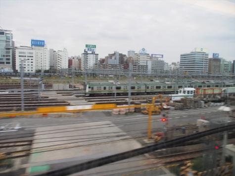 東京総合車両センター田町センター