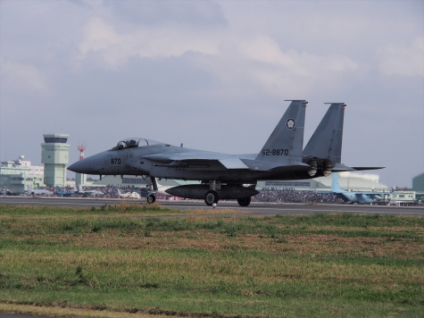F-15J 【航空観閲式2014】