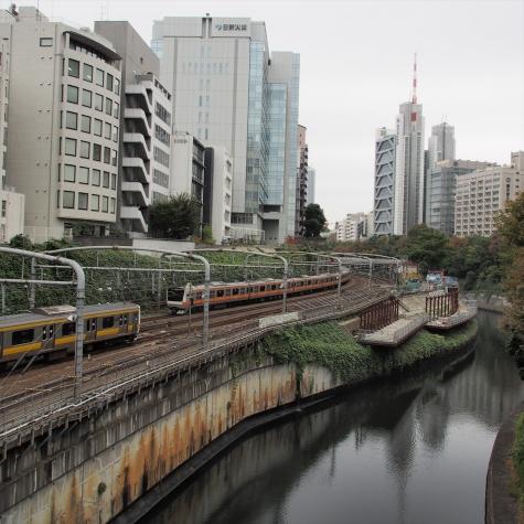 中央本線 御茶ノ水~水道橋