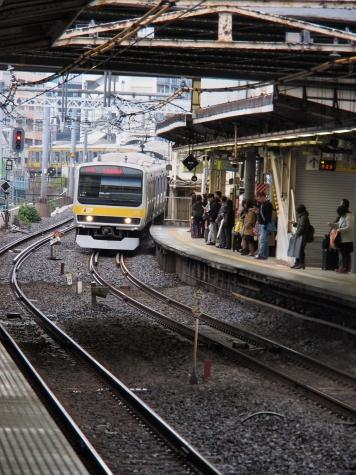 中央・総武線各駅停車 E231系電車