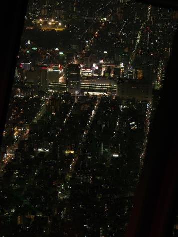 錦糸町駅【東京スカイツリーより】
