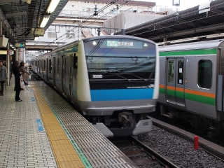 E233系1000番台 電車 京浜東北線
