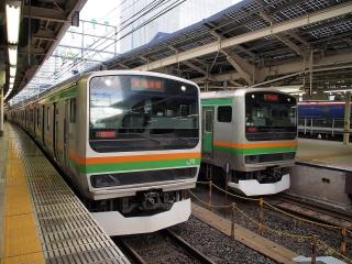 E231系 電車 近郊タイプ 湘南色