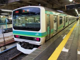 E231系 電車 常磐快速線・成田線 仕様