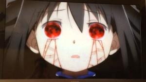 ほむらの血涙