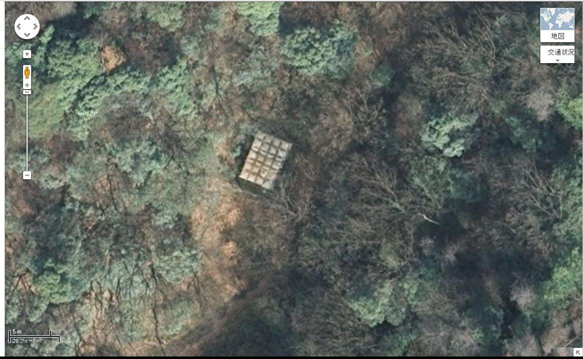 【オカルト】Google mapでヤバイ場所とか探そうぜ