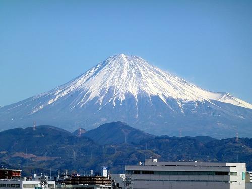 富士山のマグマは地下10kmまで上昇してる・・・膨張は始まっているのだろうか