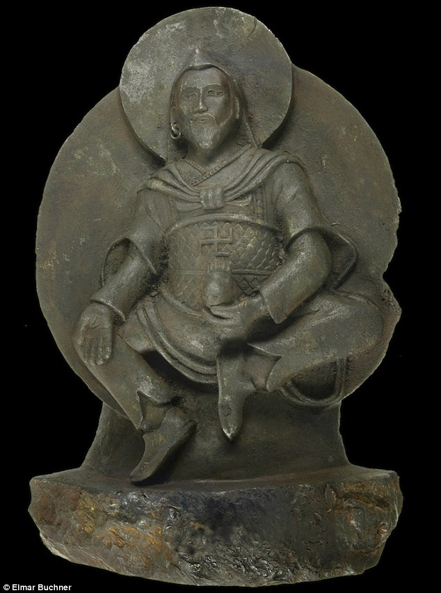 ナチスSSが持ち帰ったチベットの仏像、隕石でできていた