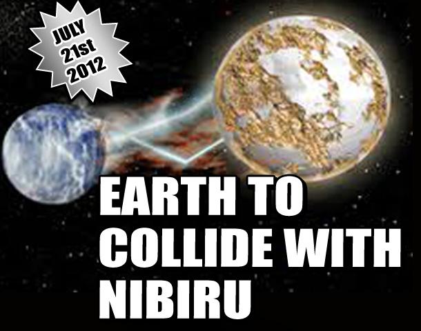 NASA 「7月21日に地球は消滅します」