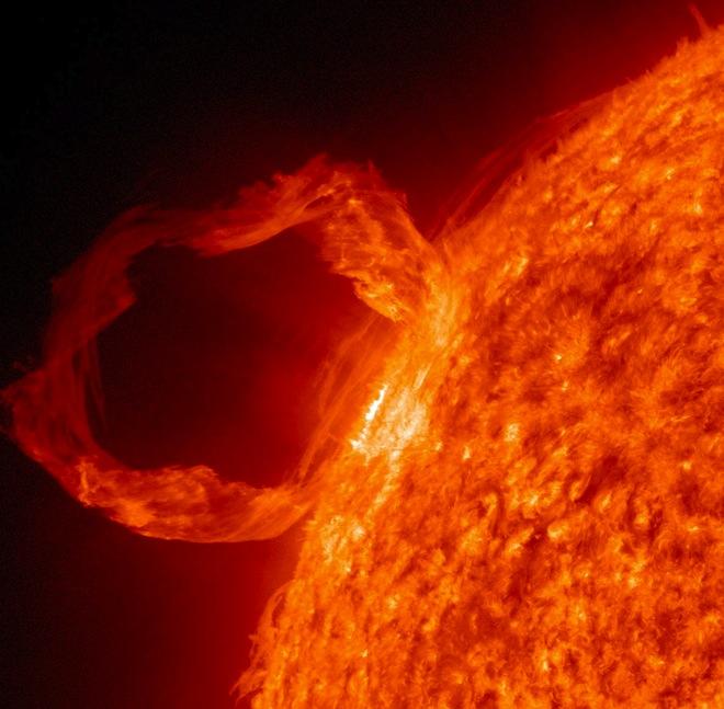巨大太陽嵐メガフレアが10年以内に起こる確率は「12%」 1859年のキャリントン事象クラスの太陽嵐が生じれば破局的な結果に