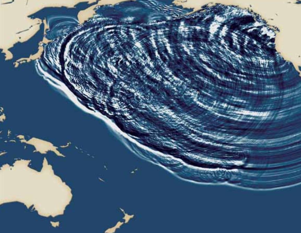 「みなしご元禄津波」 直前に地震がないのに津波とおぼしき事象が発生
