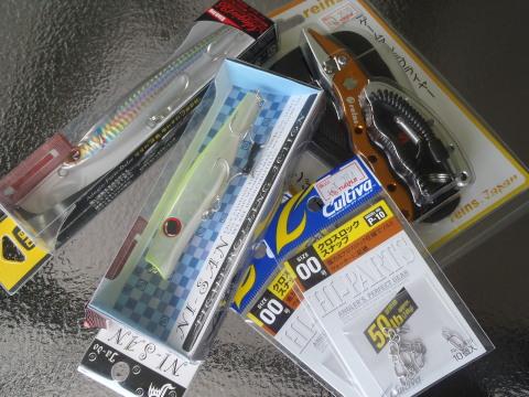 日本でのお買い物