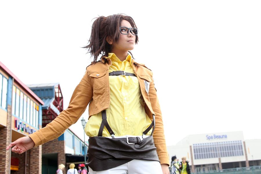 蘇我フェスティバルウォーク コスプレ解放第82弾!  [2013/11/10]