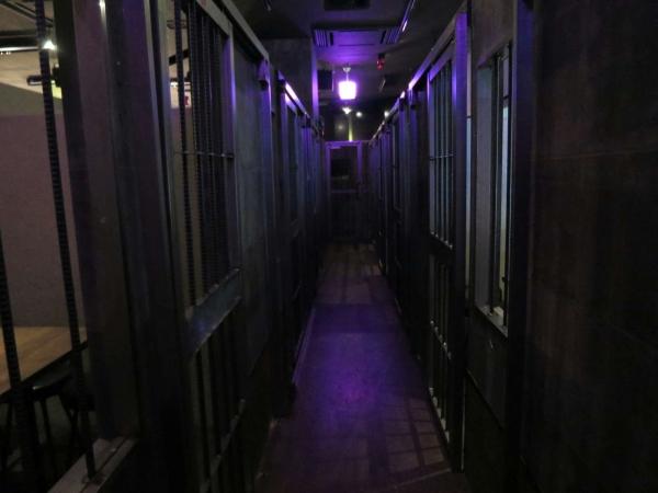 監獄レストラン ザ・ロックアップ