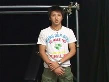 ゲイ動画:長身20歳のイケメン野球Sタチホームラン !!