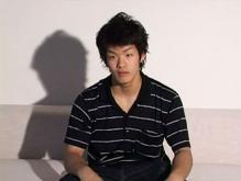 ゲイ動画:ケツ丸出し激アツ体育会男子バスフェラでGO !!