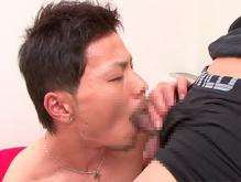 ゲイ動画:若パパ24歳3人の子持ちで男とヤッちゃうぜ !!