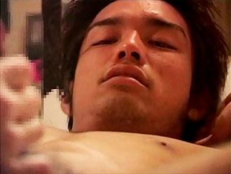 [男のプリケツ] ゲイ動画:激烈男前!天使のプリケツサポーター !!