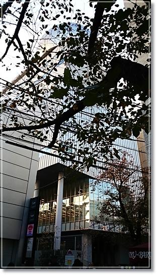 渋谷からサントリーホールまで歩いてみました♪銅鑼にココロを鷲掴みッ!!