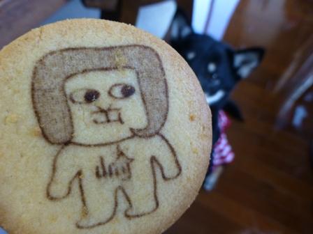 オカザえもんクッキー9