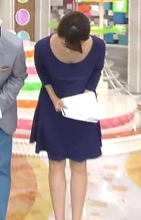加藤綾子 横乳キャプ・エロ画像3