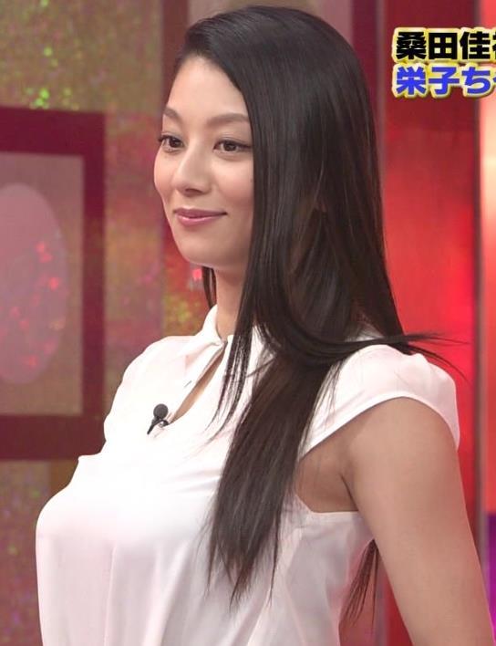小池栄子 巨乳強調キャプ画像(エロ・アイコラ画像)