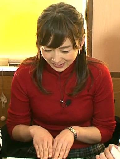 狩野恵里 おっぱいキャプ画像(エロ・アイコラ画像)