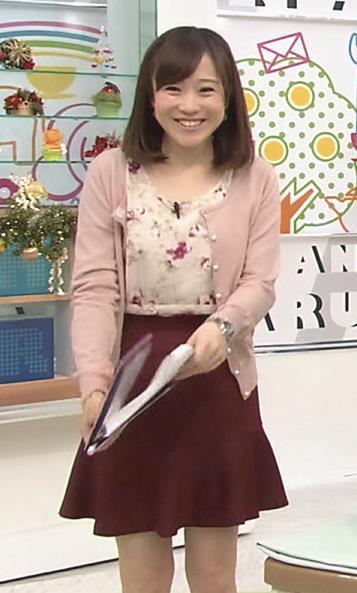 江藤愛 ミニスカートキャプ・エロ画像2