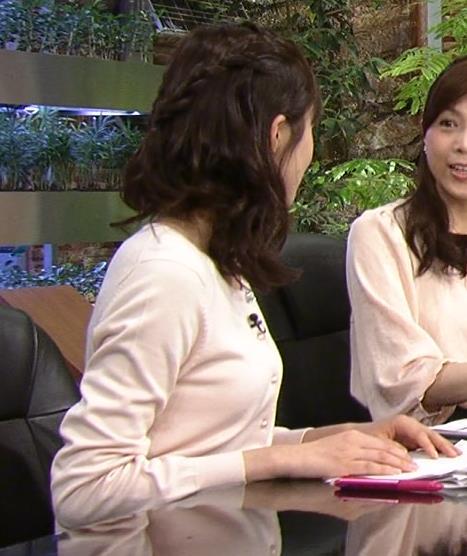 大澤亜季子 横乳キャプ画像(エロ・アイコラ画像)