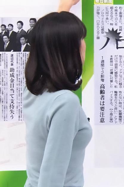 小林悠 横乳キャプ画像(エロ・アイコラ画像)