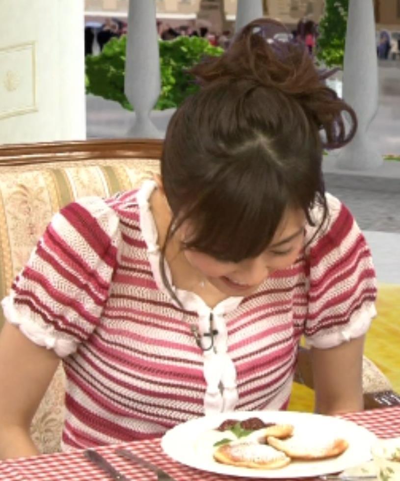 小林麻耶 ミニスカートキャプ・エロ画像2