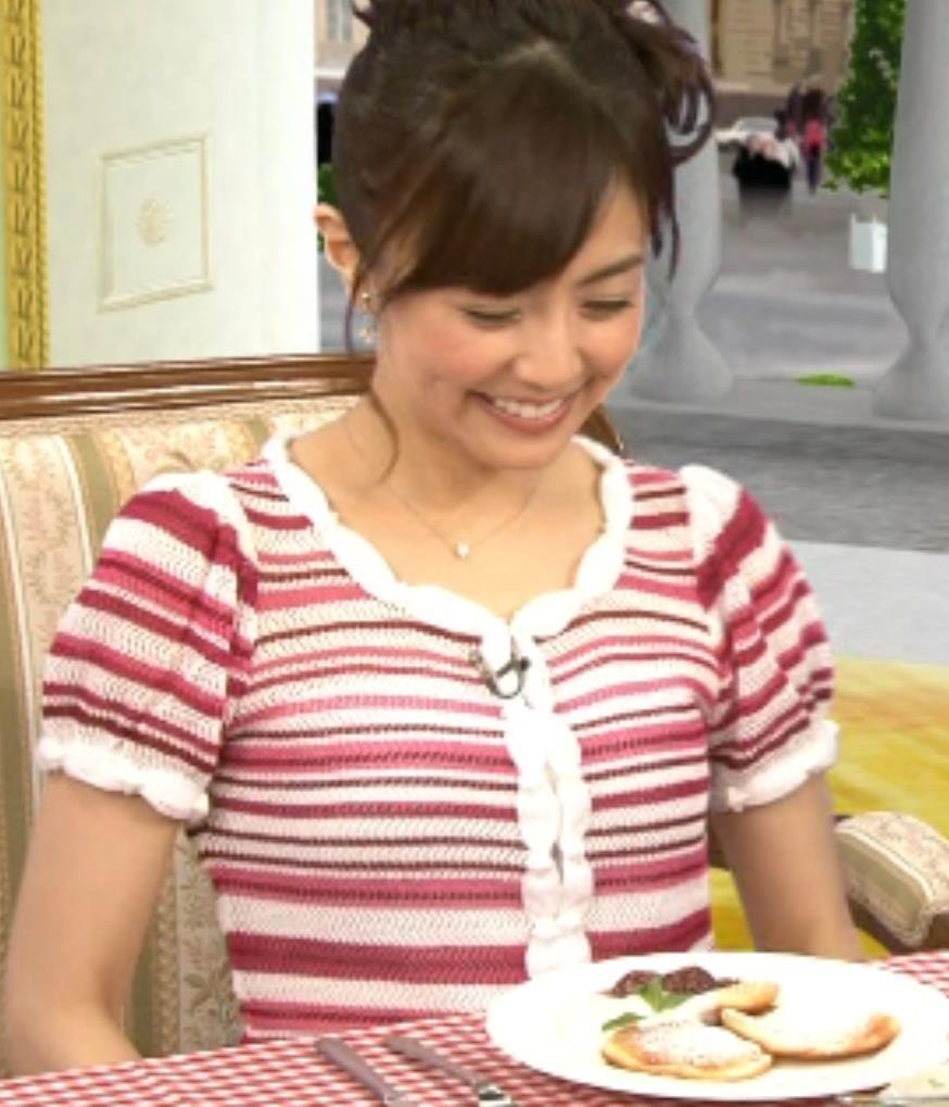 小林麻耶 ミニスカートキャプ・エロ画像3