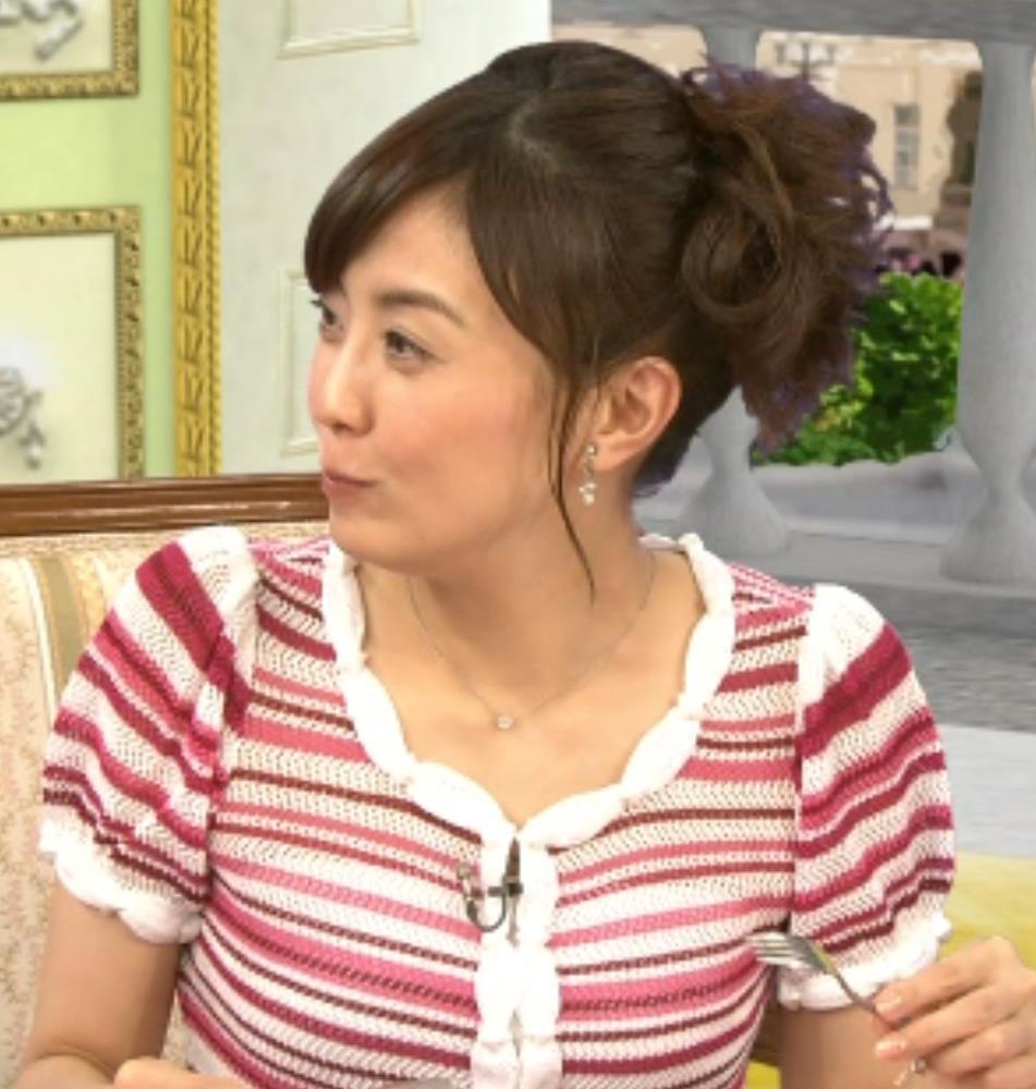 小林麻耶 ミニスカートキャプ・エロ画像4
