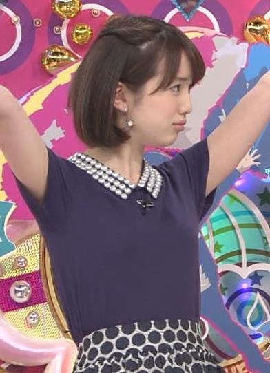 弘中綾香 ふくらみキャプ・エロ画像