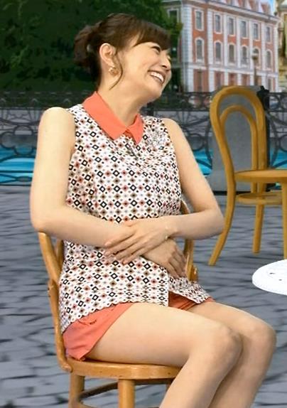 小林麻耶 生足、太ももキャプ画像(エロ・アイコラ画像)