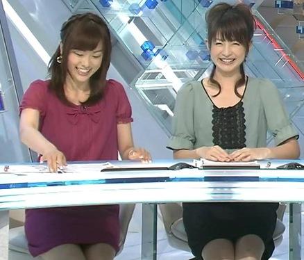 本田朋子、平井理央 ダブル▼ゾーン