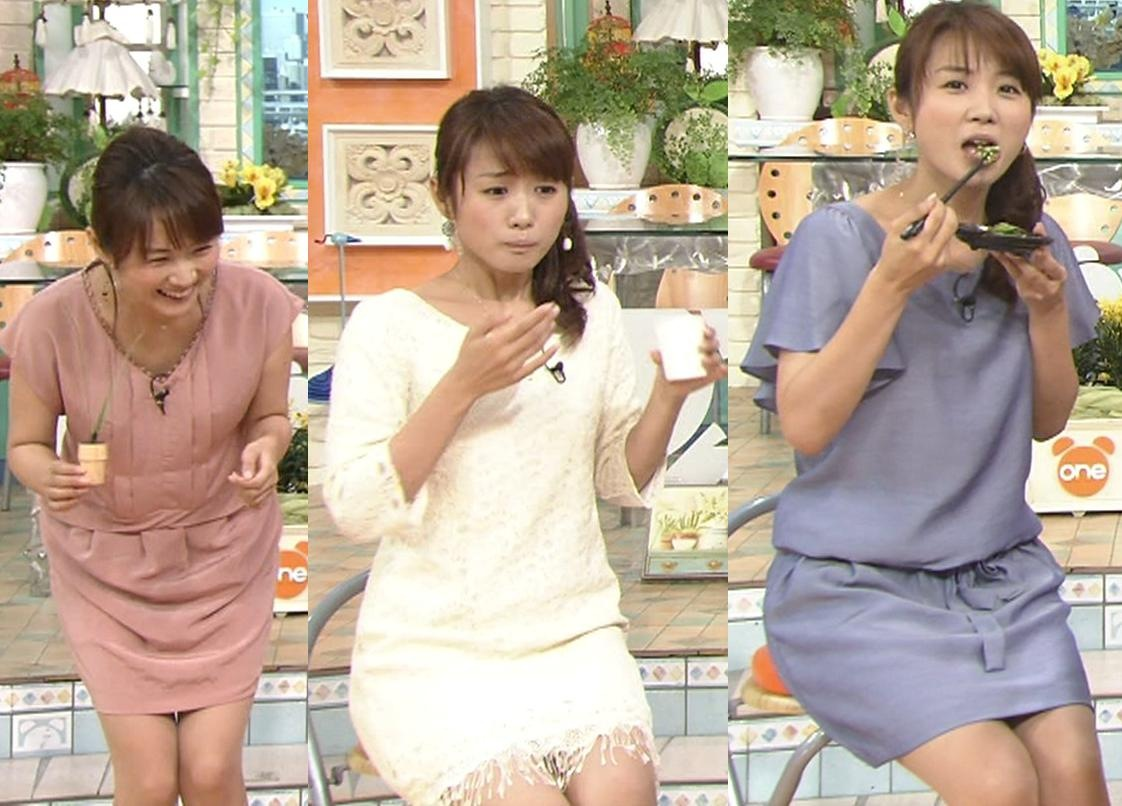 高島彩 もうすぐ終了「朝のミニスカショー」キャプ画像(エロ・アイコラ画像)
