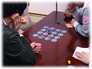 2011年2月親子ゲーム&お寿司会:ふくろのねずみ