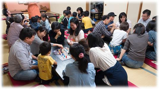 2014-10-12 すごろくや親子ゲーム会 ミッドナイトパーティ