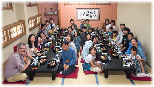 2014-10-12 すごろくや親子ゲーム会 記念撮影
