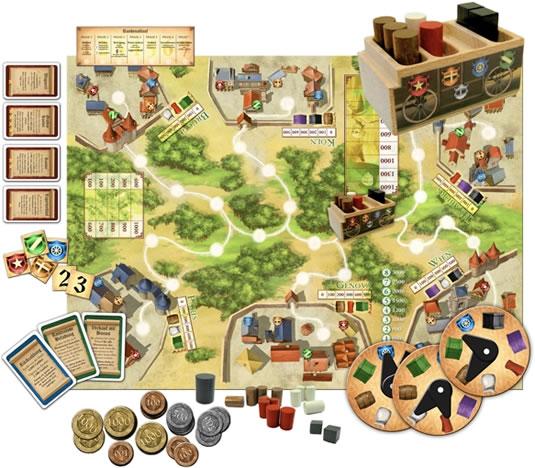 中世の商人たち(2010年版):展示用写真
