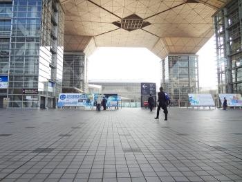 2013国際ロボット展 [会場]