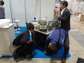2013国際ロボット展 [撤収]
